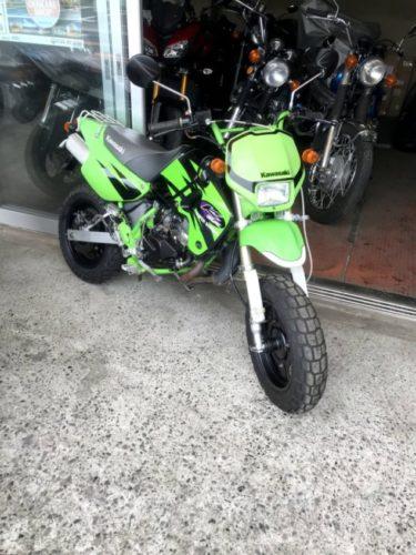 2stバイクKSR-Ⅱ(KSR80)購入しました!